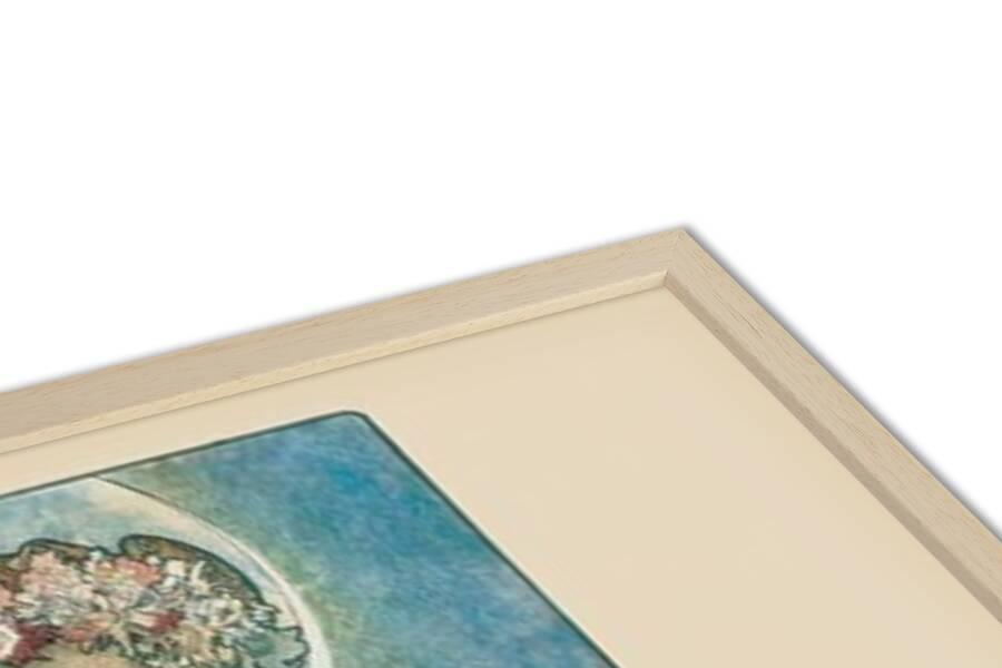 Alfons Mucha - moon Poster