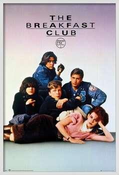 Uokvireni plakat The Breakfast Club - Key Art