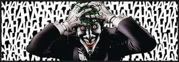 Uokvireni plakat The Joker - Killing Joke