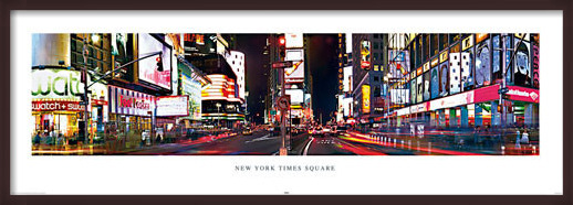 New York - Times square Poster